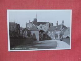 England > Sussex > Rye RPPC  By Judges  Landgate    Ref 3516 - Rye