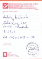 Belgie Belgique Belgium  2012  Cancel Temse België Stripland  This Is Belgium Registered Mail Paper - Belgique