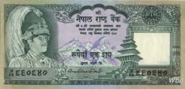Nepal 100 Rupee (P34b) Sign 10 -UNC- - Népal