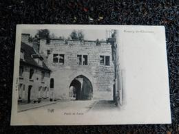Coucy-le-Château, Porte De Laon  (M8) - France