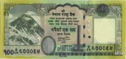 Nepal 100 Rupee (P73) 2012 -UNC- - Népal