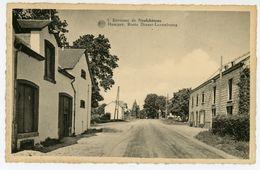 Hamipré - Route Dinant - Luxembourg - Neufchâteau