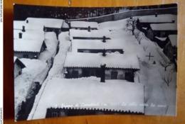S. Eremo Di Camaldoli Le Celle Sotto La Neve NON VIAGGIATA - Arezzo