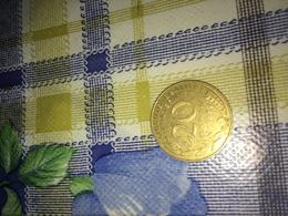 FRANCIA 20 CENT. FRANCO 1986 - Altre Monete