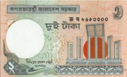 Bangladesh 2 Takas (P6Cj) 2007 -UNC- - Bangladesh