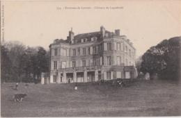 Bv - Cpa Château De Loguénolé - Environs De Lorient - Lorient