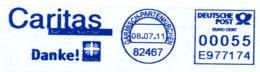 Freistempel 5177 Caritas - Marcofilia - EMA ( Maquina De Huellas A Franquear)