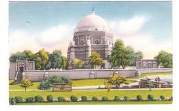 Pakistan - Tomb Of Rukin Alam Shah At Multan - Old Card With Stamp - Pakistan