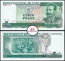 Cuba | 5 Pesos | 1991 | P.108a | UNC - Cuba