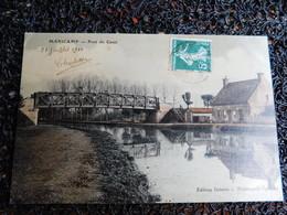 Manicamp, Pont Du Canal, 1910 (M8) - France