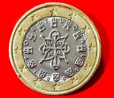 PORTOGALLO - 2009 - Moneta - Stemmi Araldici - Euro - 1.00 - Portogallo