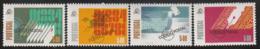 PORTUGAL - N°1397/1400 ** (1978) Code Postal - Neufs