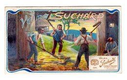Chromo Chocolat Suchard, 173 / 7, Agriculture, Suisse - Suchard
