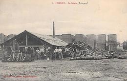 BLEURY ( 89 ) - La Scierie - Métiers