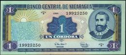 NICARAGUA - 1 Cordoba 1995 {Series B} UNC P.179 - Nicaragua