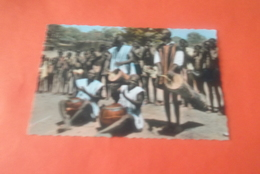 HAUTE VOLTA.joueurs De Tamtam.musique.musicien - Burkina Faso