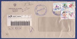 Brief (br7960) - Brazilië