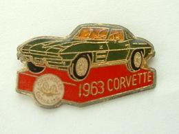 Pin's CORVETTE 1963 - Corvette
