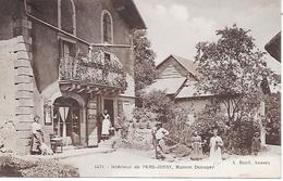 PERS JUSSY ( 74 ) - Maison Dunoyer - France