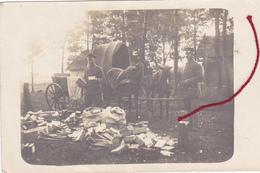 Feldpost Sortieren  Carte Photo Allemande   1 WK 1 ° Guerre - War 1914-18