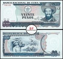 Cuba | 20 Peso | 1991 | P.110a | UNC - Cuba