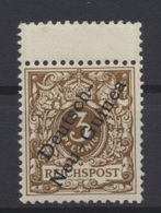 Deutsche Kolonien Deutsch-Neuguinea 1 Luxus Postfrisch MNH Oberrand Kat.W. 30,00 - Kolonie: Deutsch-Neuguinea