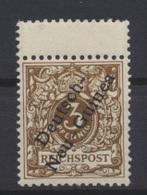 Deutsche Kolonien Deutsch-Neuguinea 1 Luxus Postfrisch MNH Oberrand Kat.W. 30,00 - Colony: German New Guinea