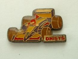Pin's F1 - ONISYS - F1