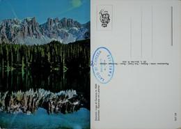 DOLOMITES - Lago Di Carezza M.1534 - Italia