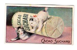 Chromo Chocolat Suchard, 159 / 9, Chats, Suisse - Suchard