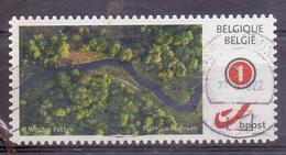 België - Duostamp  - Zonder Papierresten - Bélgica