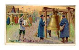 Chromo Chocolat Suchard, 188 / 10, Marché (') Aux Cloches, Suisse - Suchard