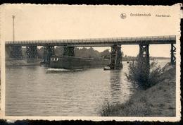 Grobbendonk - Albertkanaal - 1950 - Grobbendonk