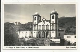 Madeira - Igreja De Nossa Senhora Do Monte - Madeira