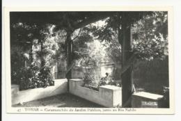 Tomar - Caramanchão Do Jardim Público, Junto Ao Rio Nabão - Leiria