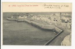 Cádiz - Campo Sur Y Punta San Sebastián - Cádiz