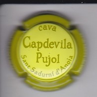 PLACA DE CAVA CAPDEVILA PUJOL  (CAPSULE) - Placas De Cava