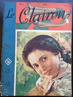 Le Clairon Avril 1945 Mecca Hajj Kaabe Palestine Iraq - Histoire