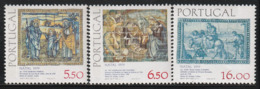 PORTUGAL - N°1447/9 ** (1979) Noël - Neufs