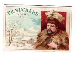 Chromo Chocolat Suchard, 35 / Russe (?), Suisse - Suchard