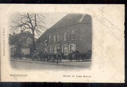 Brasschaat - Hotel Du Lion Rouge - 1901 - Rode Leeuw - Brasschaat