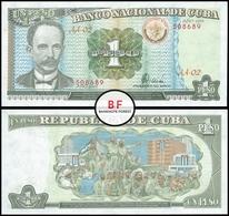 Cuba | 1 Peso | 1995 | P.112 | UNC - Cuba