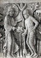 71 Autun La Cathédrale Dieu Et Cain (2 Scans) - Autun