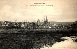 [08] Ardennes >GRANDPRE     / LOT806 - France