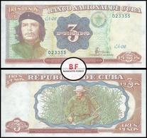 Cuba | 3 Pesos | 1995 | P.113 | UNC - Cuba