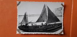 PHOTO BATEAU DE PECHE LE TREPORT   8 X 6 - Pesca