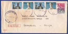 Brief In Die Schweiz (br7961) - Brasile