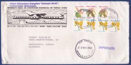 Brief In Die Schweiz (br7965) - Brazilië