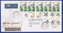 Brief In Die Schweiz (br7966) - Brasile