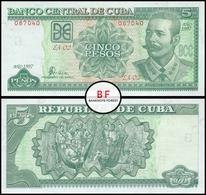 Cuba | 5 Pesos | 1997 | P.116a | UNC - Cuba